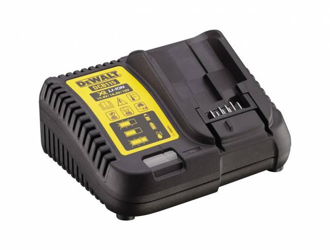 Зарядное устройство XR Li-Ion (10.8 В/14.4 В/18.0 В) Dewalt DCB115